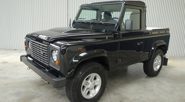 Kenidi: Land Rover Defender